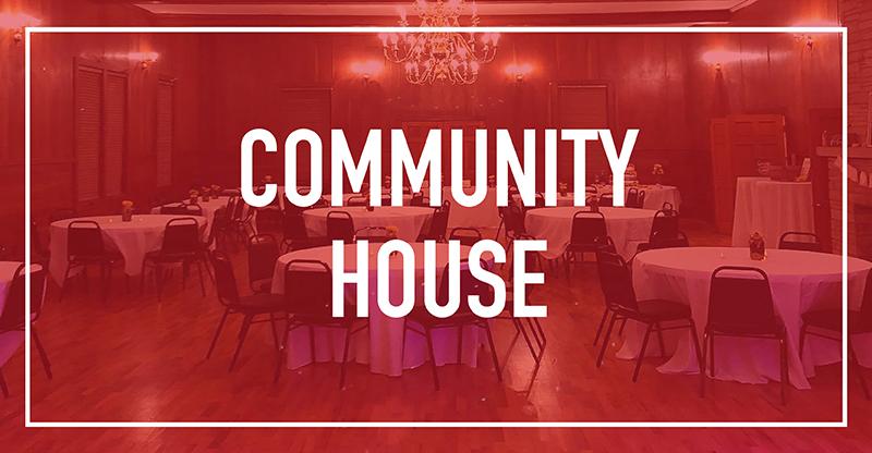 Community House mobile Pontotoc Chamber Pontotoc MS