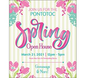 Pontotoc Chamber Spring Open House smaller art