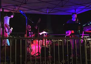 The Apachie band Pontotoc MS Pontotoc Chamber