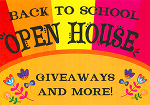 Back To School Fall Open House Pontotoc Chamber