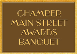 Chamber Main Street Awards Banquet Pontotoc Chamber