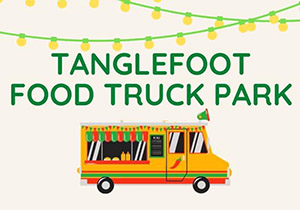 Tanglefoot Food Truck Park Pontotoc Chamber Pontotoc MS